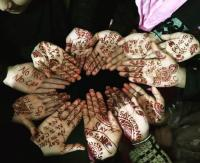 Humanities Society - Henna and Protests