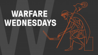 Warfare Wednesdays logo